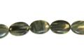 Agate grey (Shape: Oval of 30x40x7 mm.)