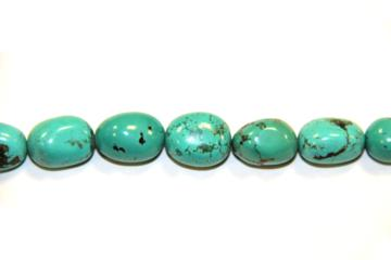 Turquoise natural (Shape: Rounded)