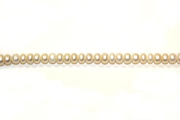 Pearl (Shape: Disk of 7/8 mm.)