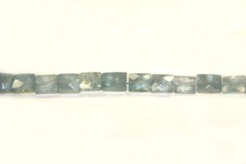 Aquamarine (Shape: Tablet faceted of 8,5x11 mm.)