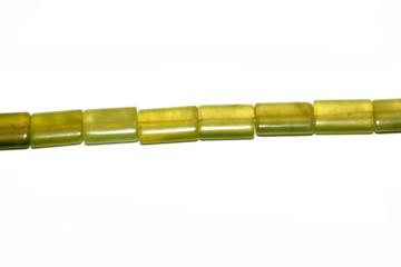 Jade green olive (Shape: Tablet of 4x8x16 mm.)
