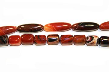 Agate brown band
