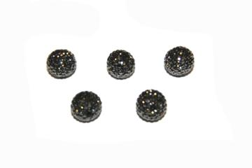 Pave hematite color (Ball)