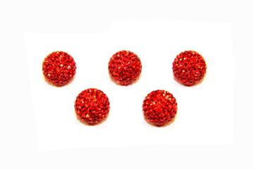 Pave red color (Ball)